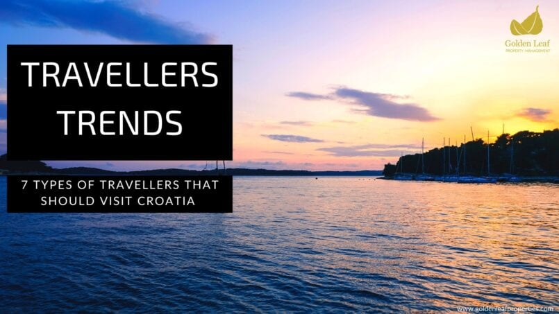 7 Types of Travellers That Should Visit Croatia