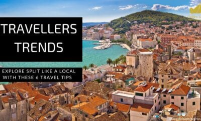 Old Town, Split: Explore  Like A Local With These 6 Travel Tips